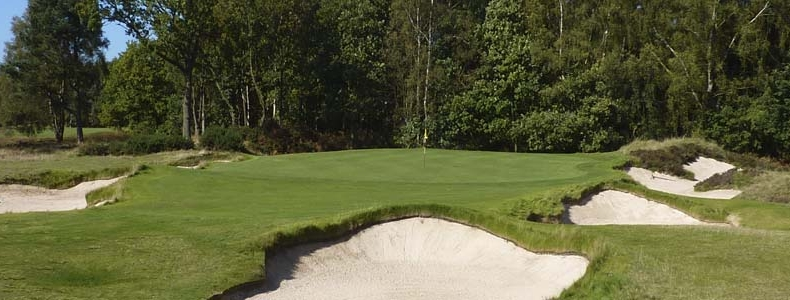 Alwoodley Golf Club, Leeds, UK