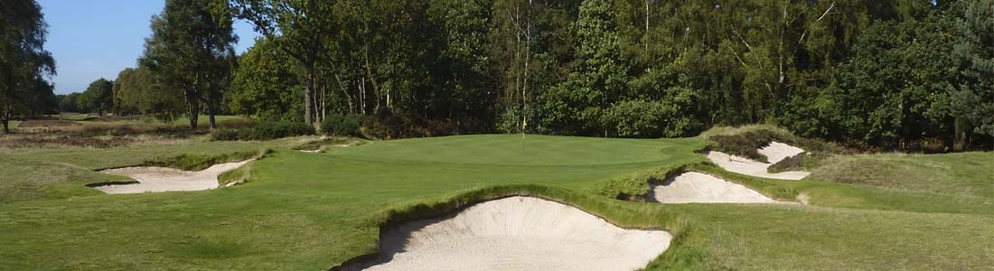 Alwoodley Golf Club, Leeds, UK