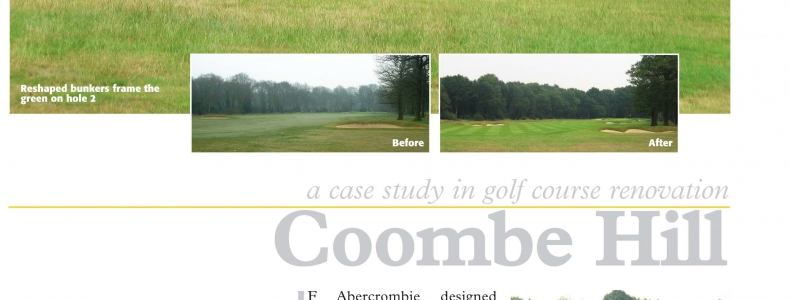 EIGCA Yearbook 2004-5 Coombe Hill Golf Club