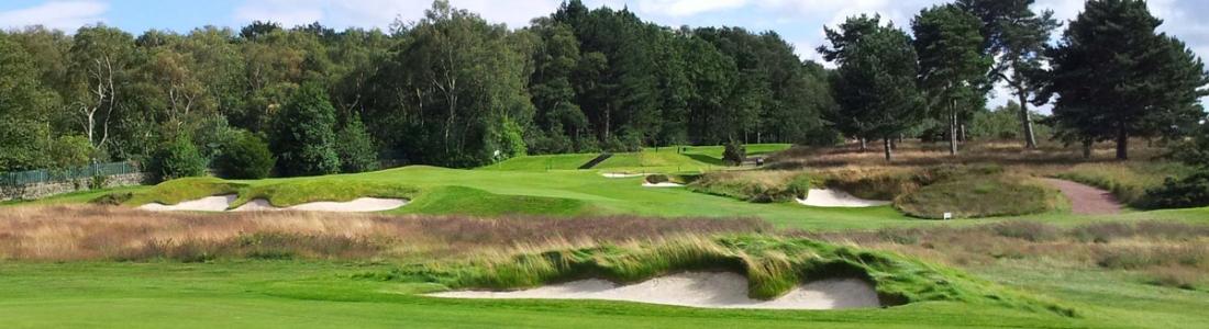 Moortown Golf Club, Leeds, UK