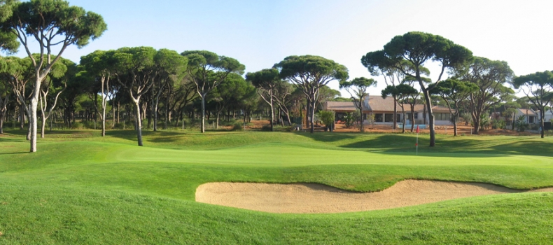 Millennium Golf Course, Vilamoura, Portugal