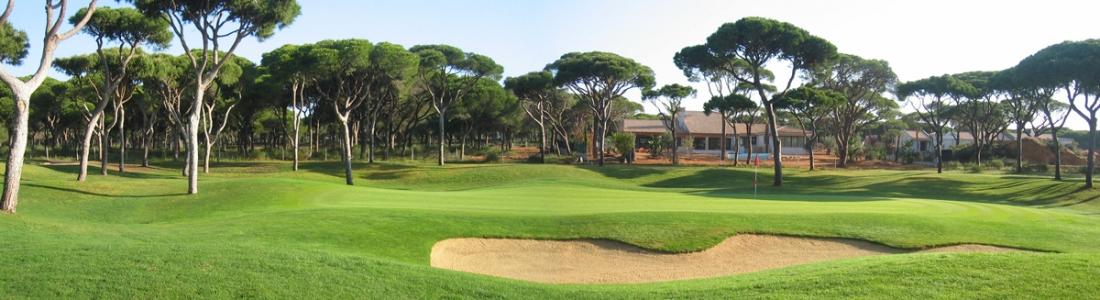 Millennium Golf Course, Vilamoura, Portugal