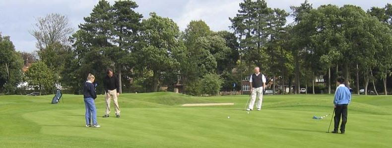 Kevin Duggan Golf Academy, Luton, UK