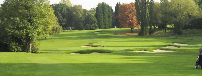 South Herts Golf Club, UK