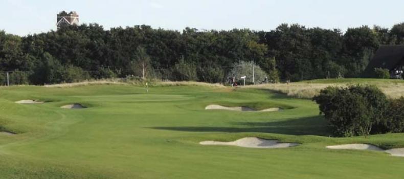 Weybrook Park Golf Club, Basingstoke, UK