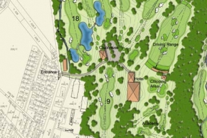 New Championship Course & Golf Academy, Dreinovec